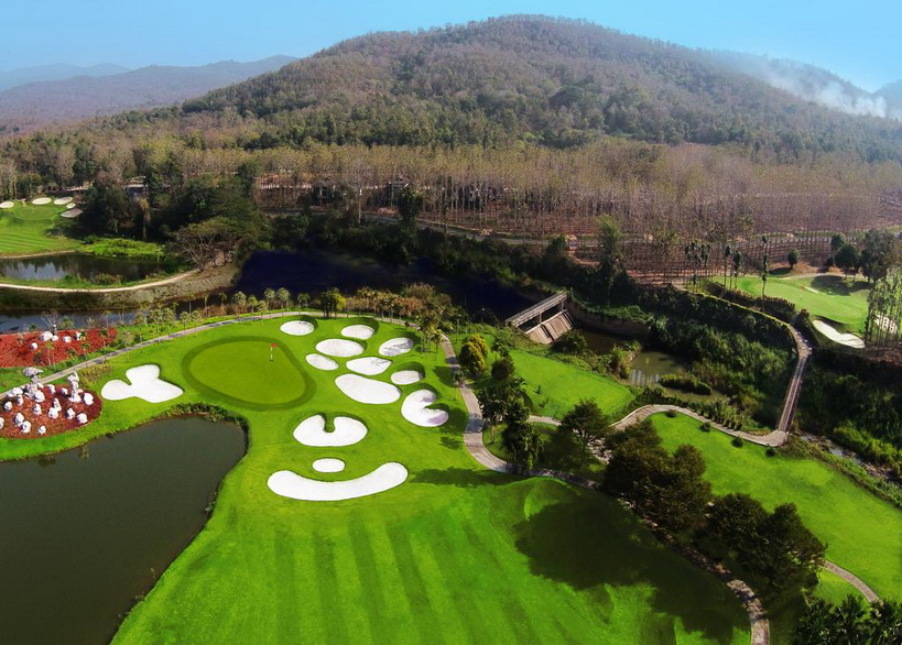 Gassan Khuntan Golf & Resort Photos