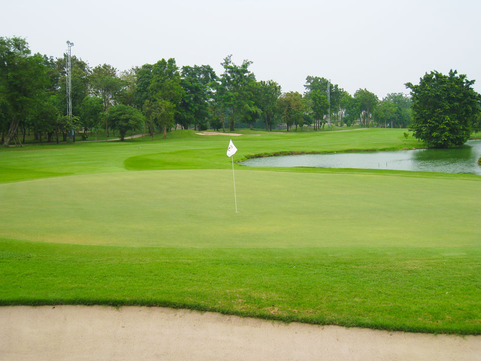 Bangkok Golf Club Photos