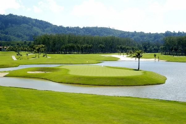 Mission Hills Phuket Golf Resort Photos