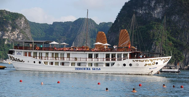Indochina Sails Boutique Cruise