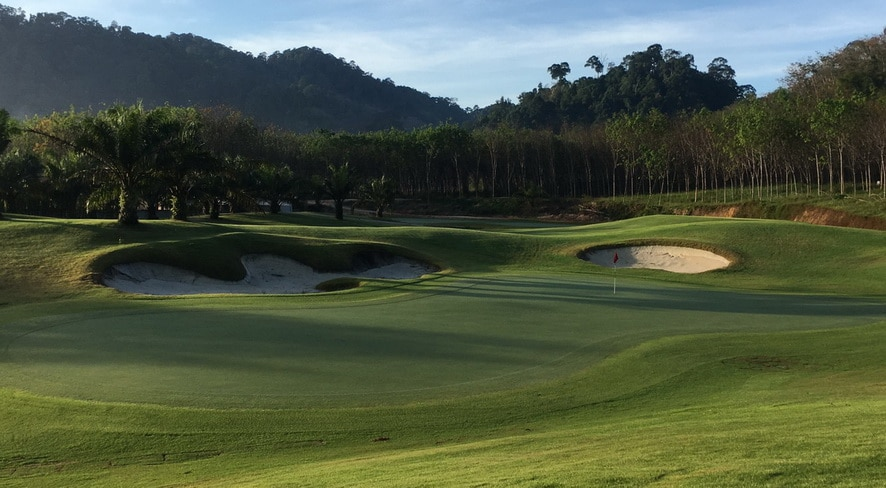 Kirinara Golf Course Photos