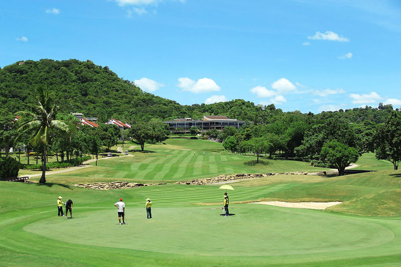 Laem Chabang International Country Club Photos