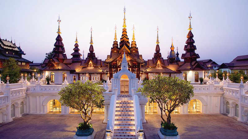 The Dhara Dhevi, Chiang Mai