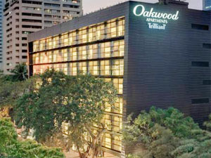 Oakwood Apartment Trillant Sukhumvit 18, Bangkok