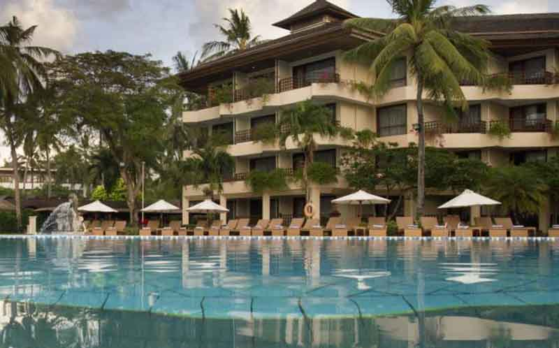Prama Sanur Beach Bali Formerly Known As Aerowisata Hotel