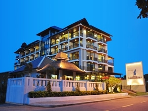 Royal Heritage Pavilion Jomtien (formerly Royal Thai Pavilion Jomtien Boutique Resort)