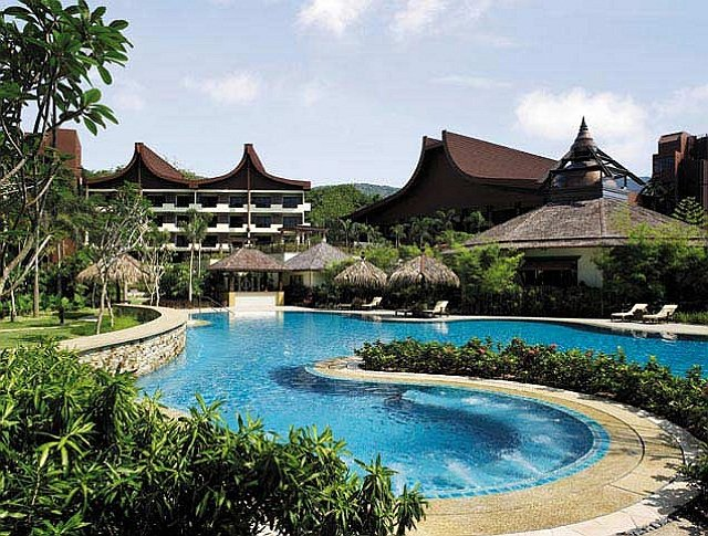 Shangri-La Rasa Sayang Resort and Spa