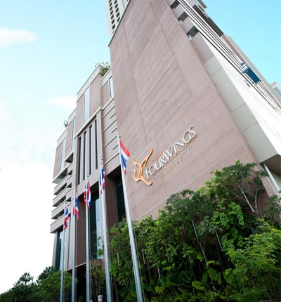 The Grand Fourwings Convention Hotel, Bangkok
