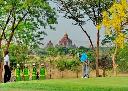 Best of Myanmar Golf Holiday