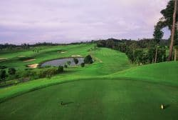 Bintan Lagoon Golf Club, Woodlands Course