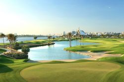 Dubai Championship Golf Package
