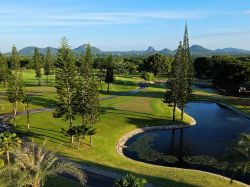 Pattaya - Bangkok (2-Destination) Golf Package