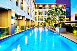 Hotel J Residence (formerly name as Trio Hotel Pattaya )