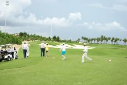 South Vietnam Triangle Golf Package