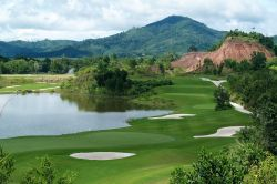 Pattaya Bangkok Nonstop Action Golf Week