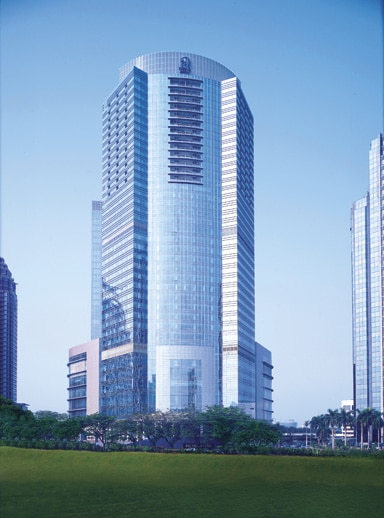 The Ritz-Carlton Jakarta Pacific Place