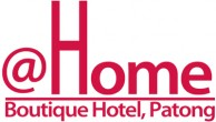 @Home Boutique Hotel, Patong - Logo