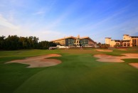 Abu Dhabi Golf Club - Clubhouse