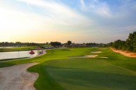 Abu Dhabi Golf Club - Layout