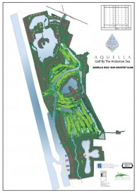 Aquella Golf Resort and Country Club - Layout