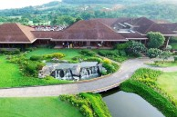 Ayala Greenfield Golf & Leisure Club  - Clubhouse