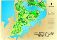 BRG Kings Island Golf Resort, Mountainview Course - Layout
