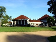 Bali Beach Golf Course - Clubhouse