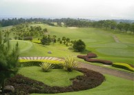 Bandung Giri Gahana Golf & Resort - Layout