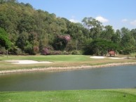 Bangpra Golf Club - Green
