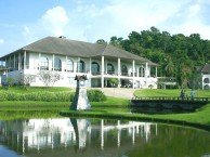 Bangpra Golf Club - Clubhouse