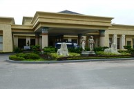 Batam Hills Golf Resort - Clubhouse