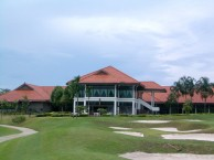 Bintan Lagoon Golf Club, Seaview Course - Clubhouse