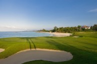 Bintan Lagoon Golf Club, Seaview Course - Green