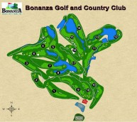 Bonanza Golf & Country Club - Layout