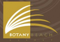 Botany Beach Resort - Logo