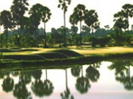 Cambodia Golf & Country Club - Green