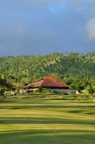 Canlubang Golf & Country Club - Clubhouse
