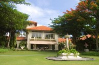 Cengkareng Golf Club - Clubhouse