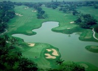 Cengkareng Golf Club - Layout