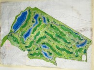 Chee Chan Golf Resort - Layout