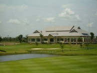 Bangpakong Riverside Country Club - Clubhouse