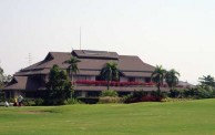 Bangkok Golf Club - Clubhouse