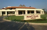 Muang Kaew Golf Club - Clubhouse