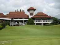 Phuket Country Club - Clubhouse