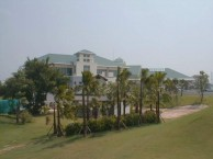 Pattana Golf Club & Resort - Clubhouse