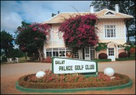 Dalat Palace Golf Club - Clubhouse