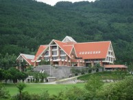 Tam Dao Golf Resort - Clubhouse