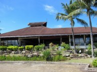 Dalit Bay Golf & Country Club - Clubhouse