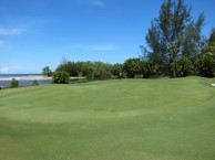 Dalit Bay Golf & Country Club - Green
