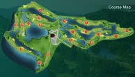 Dalit Bay Golf & Country Club - Layout